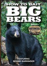 Bear Hunting: How to Bait Big Bears Dvd free shipping, Bear Baiting