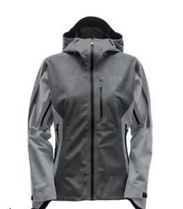The North Face Women Gore-Tex Summit Series L5 Shell Small Grey Authentic $600