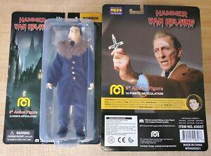 MEGO Hammer Horror Van Helsing Peter Cushing Retro action figure Cloth Clothing