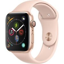 Apple Watch Series 4 GPS 40mm Gold Case with Pink Sport Band MU682LL/A