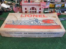 LIONEL POSTWAR 11440 RIO GRANDE DIESEL FREIGHT SET IN ORIG BOX 1964