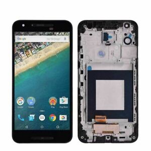 LCD Touch Screen Digitizer Display + Frame for LG Google Nexus 5X H791 H790