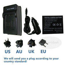 Battery +Charger for Leica C-Lux 1,D-Lux 2,D-Lux 3,D-Lux 4,DLux 4 Digital Camera