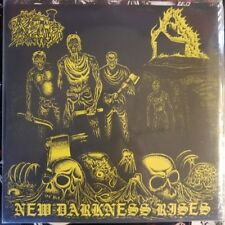 """Axeslaughter - New Darkness Rises 7""""(2018)CADAVERIC INCUBATOR CIANIDE ANATOMIA"""