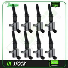 New Ignition Coil 8 Pack For Ford Multispark Blaster Epoxy 4.6L 5.4L DG508 C1454