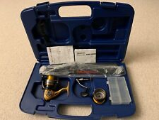NEW-Daiwa Aird 2500H/3000H Spinning Reels Executive Travel Pack w 300 yard line