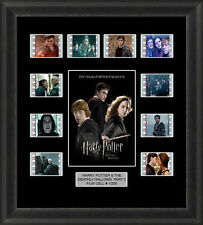 Harry Potter and the Deathly Hallows Part 2 Framed 35mm Film Cell Memorabilia v5