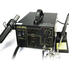 220V SMD Hot Air Gun Soldering Iron Rework Station Gordak 952 Solder Tools