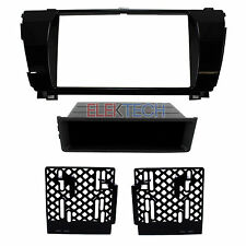 Radio Replacement Dash Kit Double/Single-DIN Pocket for 2014-2015 Toyota Corolla