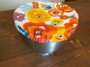 Pioneer Woman *Flea Market* KitchenAid Mixer Fabric Bowl Cover~ Tablecloth