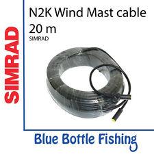SIMRAD NMEA2000 Wind vane cable (Micro-C male - Simnet) 20m
