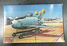 McDONNELL XF-85 GOBLIN - 1/72 SCALE MODEL KIT BY MPM - 72042