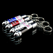 Best Electric Shock Trick Torches Keyring Toy Practical Joke Funny Gift Prank