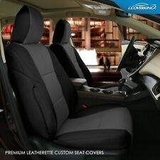 Coverking Premium Leatherette Custom Seat Covers for VW e-Golf - Made to Order