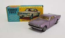 Corgi Toys No. 320, Ford Mustang Fastback 2+2 - Superb Mint Boxed Condition