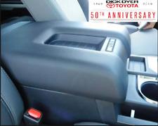 2014 - 2020 Toyota Tundra Locking Center Console Safe 00016-34174