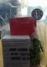 """RARE"" 1994 GI JOE GENERAL HAWK  CONVENTION EXCLUSIVE MISB FACTORY SEALED BAGGIE"