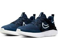 NIKE LEGEND REACT 2 TRAINERS NEW MEN'S SIZE 9 MIDNIGHT NAVY (PLEASE READ FIRST)