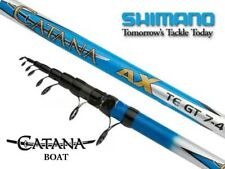 Shimano Catana AX Tele Boat GT-7 XXH mt 4,00 az. 30-150 MARE BARCA BOLENTINO