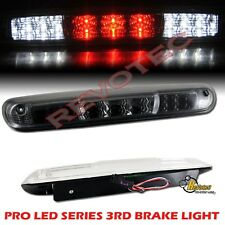 07 08 09 10 11 CHEVY SILVERADO GMC SIERRA LED* 3RD TAIL BRAKE LIGHT SMOKE