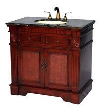 36-Inch Traditional Style Single Sink Bathroom Vanity Model 2505-505 Mxc