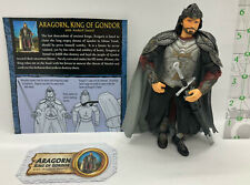 Lord of the Rings Aragorn//King of Gondor Action Figure MOC Carded M-1878