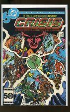 LOT OF 4 COPIES CRISIS ON INFINITE EARTHS #3 NM 9.4 PEREZ ART 1985 DC COMICS