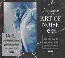 The Art of Noise - Who's Afraid of the Art of Noise [New CD] Bonus DVD, PAL Regi