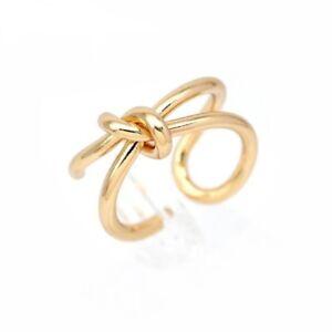 Adjustable Fashion Knot Ring