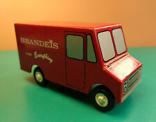 Metal Ralstoy 22 Brandeis Has Everything Delivery Van Truck Made In Usa