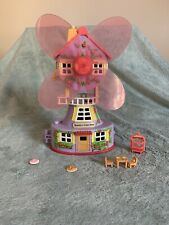 Teeny Weeny Windmill Bakery & Cafe Shop- 1996 Vintage Toy