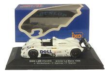 Ixo lm1999 BMW LMR V12 # 15 Winner Le Mans 1999-Winkelhock / Dalmas / Martini 1/43