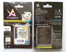 Batteria maggiorata originale ANDIDA 1800mAh x Lg Optimus Hub E510