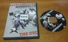 Battleground Minnesota (DVD) Shakademic Glenn Scott politics documentary PCTV