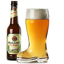 Glass Beer Boot 1 Pint | bar@drinkstuff German Beer Boot, Bierstiefel