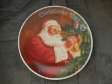 New ListingNorman Rockwell collector plates Christmas 1987