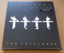 KRAFTWERK The Catalogue 2012 European limited numbered 8-CD black box set SEALED