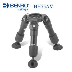Benro Hi-Hat HH75AV Video Tripod Professional Auminium Camera Tripods
