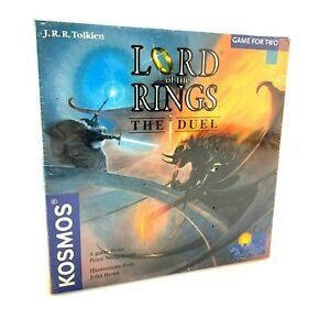 2002 LORD OF THE RINGS THE DUEL | Kosmos Board Game | Sealed Set | Germany