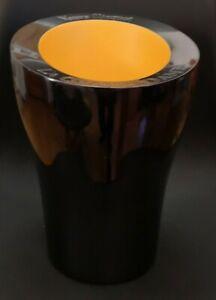 French Champagne Veuve Clicquot Pewter Cooler / Bucket Design  Christophe Pillet