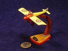 Historical Fighter Aircraft WW1 French Morane Saulnier Type N Plane Model SORA_3