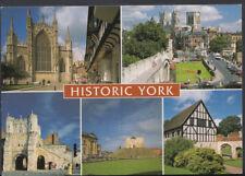 Yorkshire Postcard - Views of Historic York    RR2912