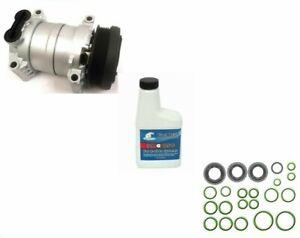 A/C Compressor Fits Escalade Chevy Blazer Tahoe Suburban GMC Yukon OEM HT6 57950