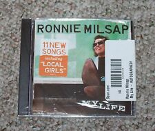 RONNIE MILSAP - MY LIFE --- 2006 RELEASE / SEALED / UNOPENED CD...