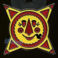 Disney Pin WDW 2011 Hidden Mickey Series *Retro Icon* Gran Fiesta Sun!
