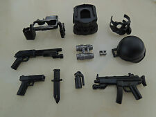 (no.10-7) custom swat police NAVY SEAL gun army weapons for LEGO minifigure