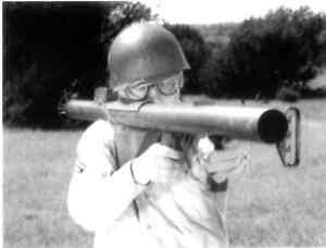 WWII ANTITANK M6 BAZOOKA ROCKET LAUNCHER M1 METHODS OF USE TRAINING FILM DVD210
