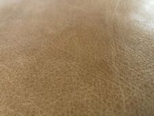 Half Hide Of Olde English Bruciato Upholstery & Craft Leather