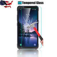 TEMPERED GORILLA GLASS SCREEN PROTECTOR FOR SAMSUNG GALAXY S8 ACTIVE