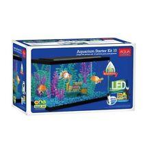 Aqua Culture 10-Gallon Aquarium Starter Kit Energy Efficient LED Lighting